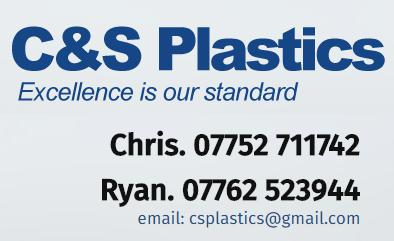 C&S Plastics logo
