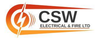 CSW Electrical & Fire Ltd logo