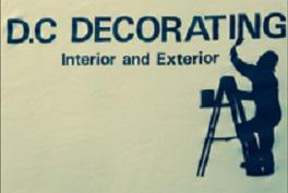 DC Decorating logo