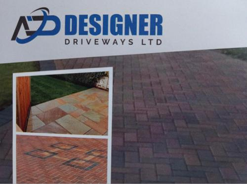 AD Designer Driveways Ltd logo