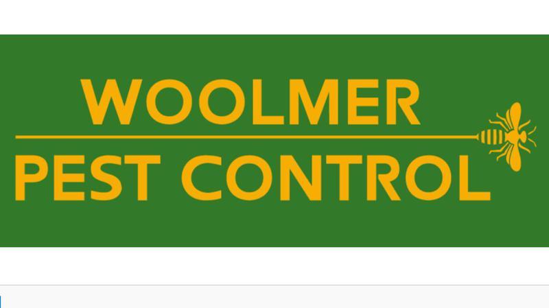 Woolmer Pest Control logo