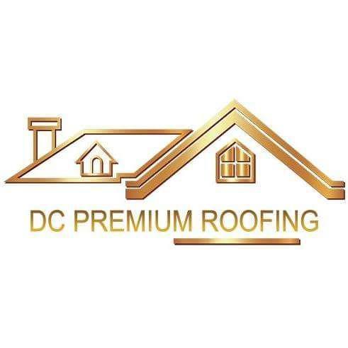 DC Premium Roofing logo