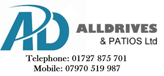 All Drives & Patios Ltd logo