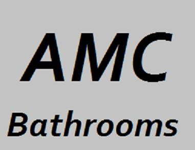 AMC Bathrooms logo