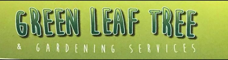 Green Leaf Tree & Gardening Services logo