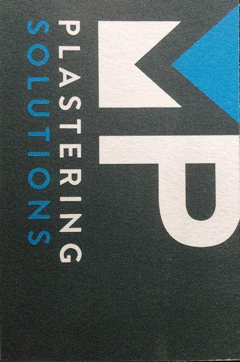 MP Plastering Solutions logo