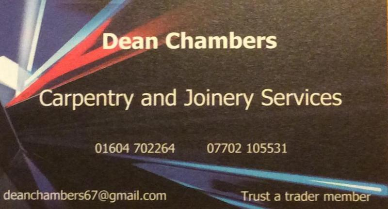 Dean Chambers Carpentry & Joinery Services logo