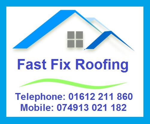 Fast Fix Roofing logo
