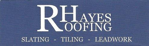 R Hayes Roofing logo