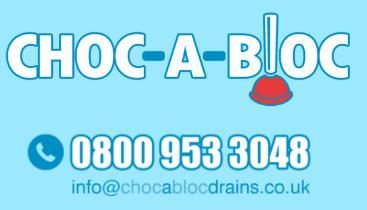 Choc-a-Bloc Drain Services Ltd logo