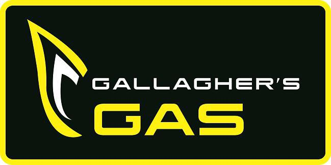 Gallaghers Gas logo