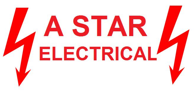 A Star Electrical logo