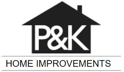 P&K Home Improvements logo