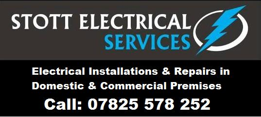 Stott Electrical Services logo