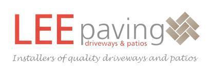 Lee Paving logo
