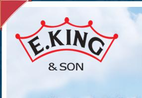 E King & Son logo