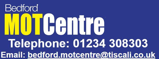 Bedford MOT Centre Ltd logo