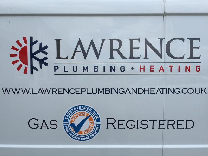 Lawrence Plumbing & Heating logo