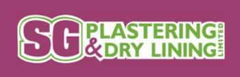 SG Plastering & Drylining Ltd logo