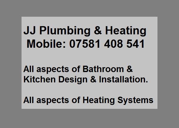 JJ Plumbing & Heating logo
