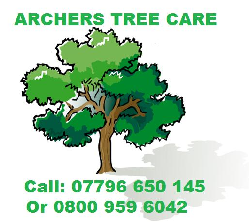 Archers Tree Care logo
