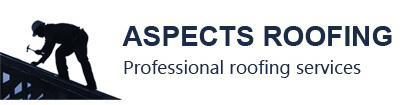 Aspects Roofing & Building logo