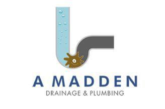 A Madden Drainage & Plumbing logo