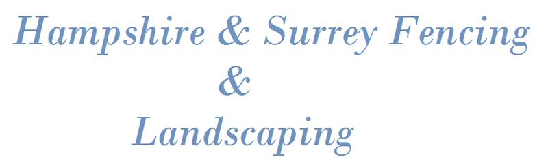 Hampshire & Surrey Fencing And Landscaping logo