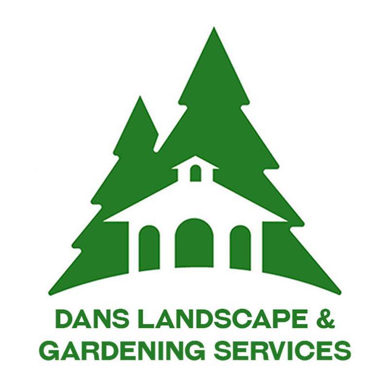Dan's Landscape & Gardening  Services logo