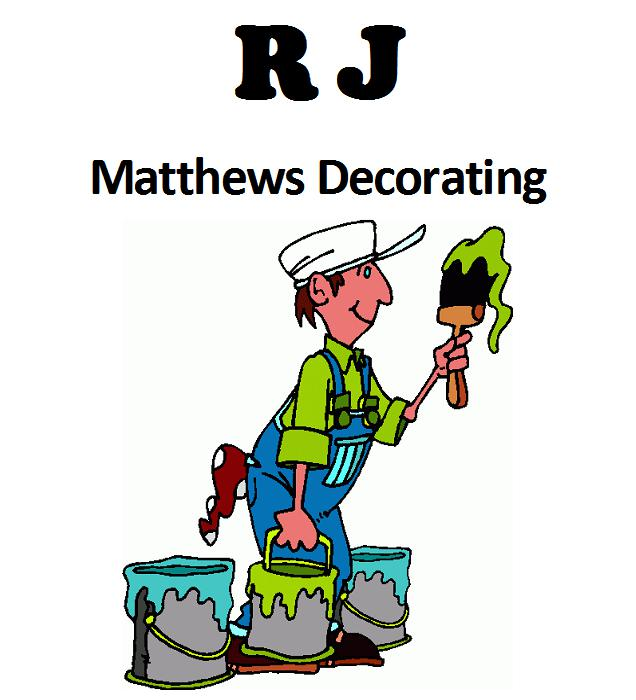 RJ Matthews Decorating logo