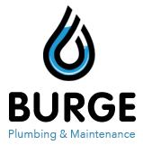 Burge Plumbing And Maintenance logo