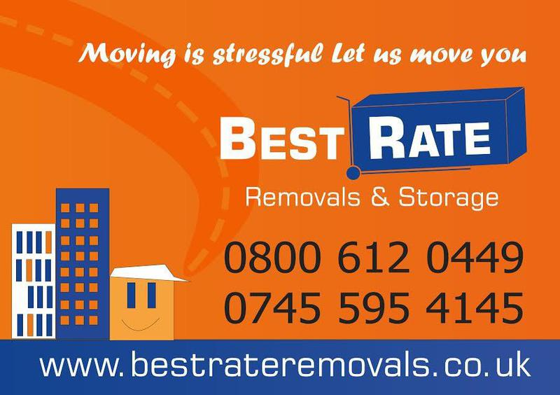 Best Rate Removals Ltd logo
