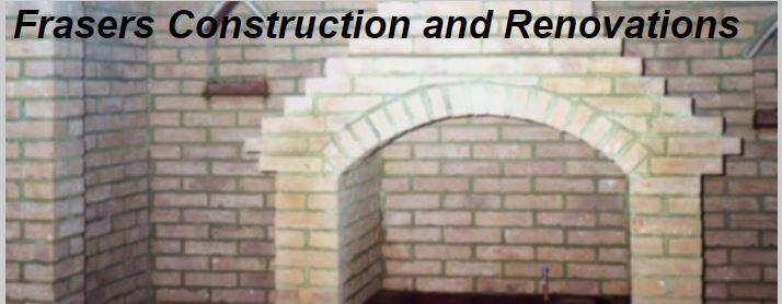 Frasers Construction & Renovations logo
