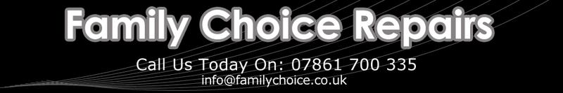 Family Choice Plumbing and  Boiler Repairs logo