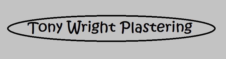 Tony Wright Plastering logo