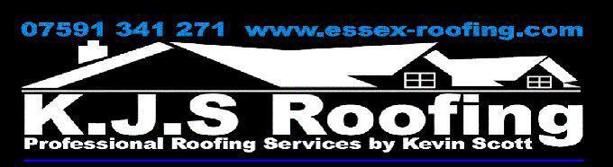 KJS Roofing logo