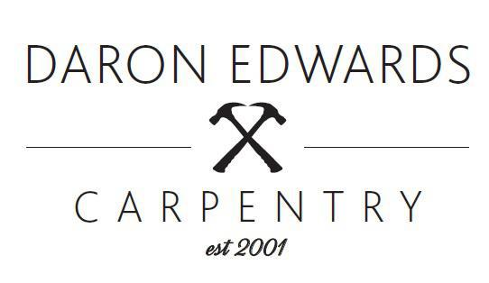 Daron Edwards Carpentry logo