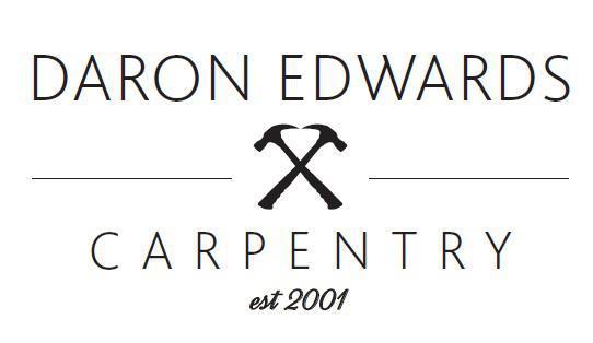 Daron Edwards Carpentry logo