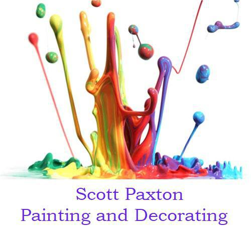 Scott Paxton Painting and Decorating logo