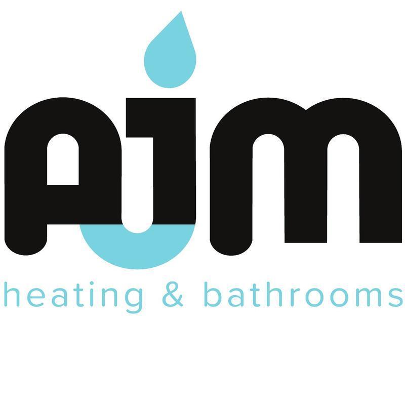 AJM Heating & Bathrooms logo