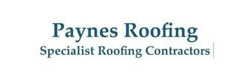 Payne's Roofing logo