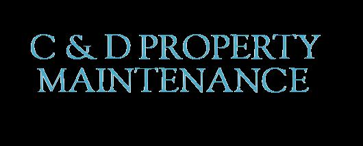 C&D Property Maintenance logo