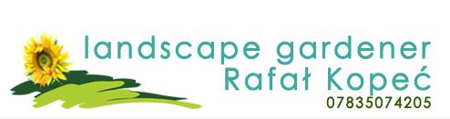 Landscape Gardener Rafal Kopec logo