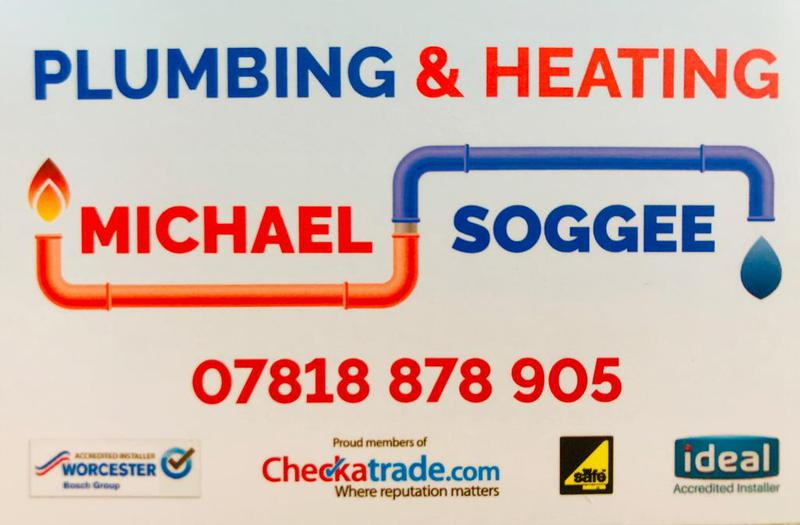 Michael Soggee Plumbing & Heating logo