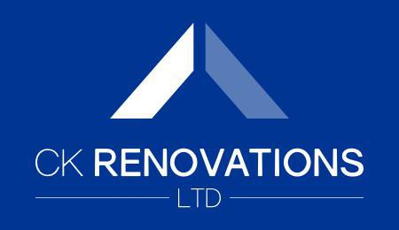 CK Renovations logo