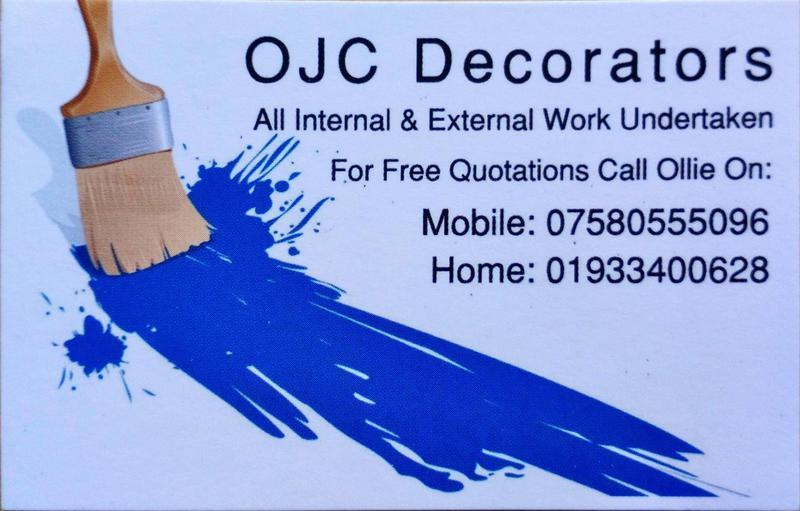 OJC Decorators logo