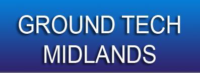 Groundtech Midlands logo