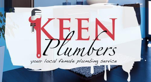 Keen Plumbers logo