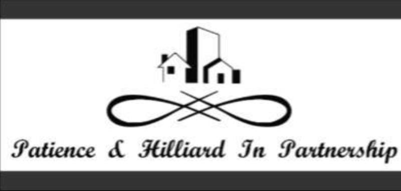 Patience & Hilliard in Partnership logo