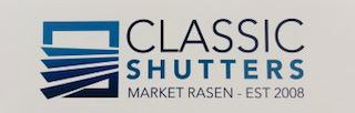 Classic Shutters logo